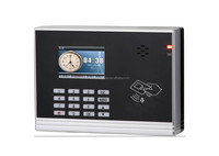 biometric time attendance RFID time recorder RFID time clock reading 125KHZ EM card