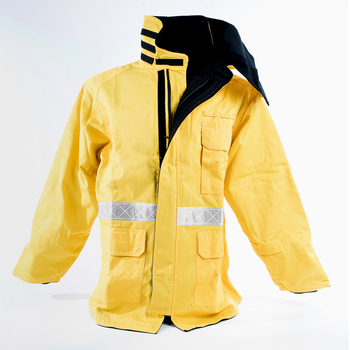 Working Jacket 100% Cotton Oz 6-8 - Wildfire Forest Fire  Bush Fire Firefighting