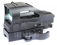 SPIKE Ratchet Multi Reticle Green and Red Dot Sight with QD Mount