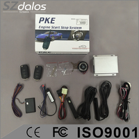PKE+RFID+keyless starter+push button start+remote engine start+keyless entry