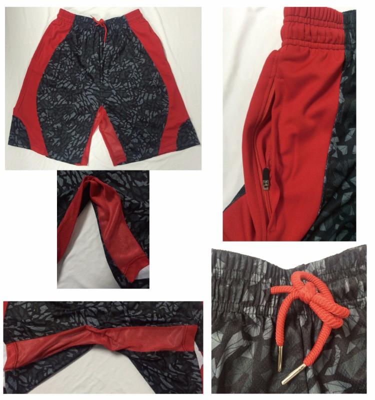 Custom Polyester Mesh Sublimation Printing Basketball Jersey Latest