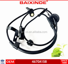 BAIXINDE 4670A158=4670A584 ABS Wheel Speed Sensor Rear Right for car 4WD Lancer 2007 -4670A158=4670A584