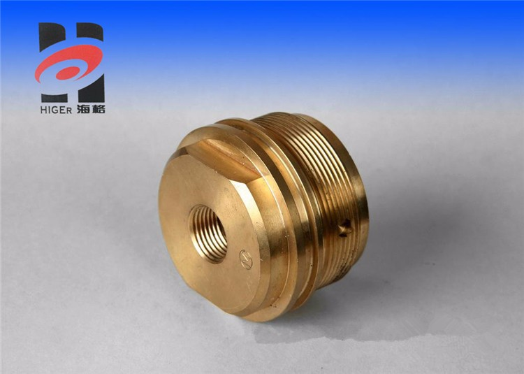 HGMC-L028 Custom brass copper die sand casting machine parts