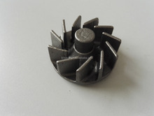 Good quality cast iron casting water pump parts types of impellers