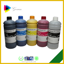 CMYK+WWWW Colors Textile ink for EPSON JET EP2000 A3 DTG Printer