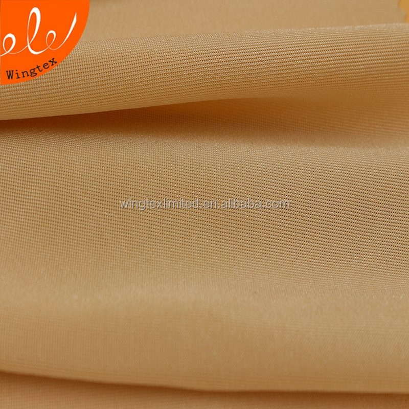 stretch satin fabric at price 3-4 USD/M
