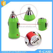 New item with certify Micro Mini USB Car Charger Output 5v 1000ma