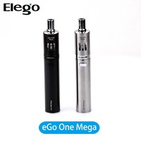 Mess Stock!! 2015 Best Selling Wholesale Electronic Cigarette 2600mAh 4ml Original Joyetech eGo One Mega Kit