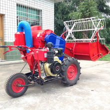 agriculture machiney mini rice paddy cutting machine small rice combine harvester