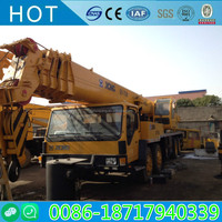 Used XCMG QY50k QY70K QY100K 50ton 70ton 100ton truck Crane China original XCMG 50 ton used truck crane made in china for Sale