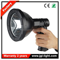Hot new products for 2015 T61-LED led handheld searchlight Cree T6 10W security hand torch light rechargeable