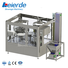 Multifunctional mineral water bottling plant for wholesales