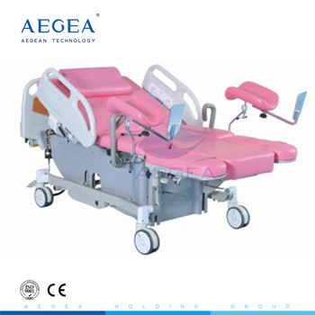 AG-C101A03B Minimum height enables patient hospital gynecology examination bed