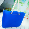 2015 hot sell silicone tote bag ,silicone beach bag,silicone bag