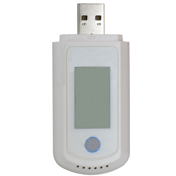 Industrial Usage Mini Digital Single Use USB Disposable <strong>temperature</strong> and humidity data logger