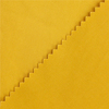 60*40+40D/235x120 260gsm 154cm yellow cotton sweat suit fabric fabric for trousers and coat