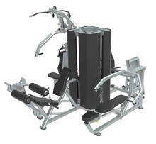 DFT Strength <strong>equipment</strong> 4 Station New Design Multi-purpose Multifunction Home Gym For Home Use