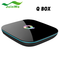 2016 Selliing well Qbox Android Tv Box 5.1 Smart Wifi 4k 2g+16g T9s Plus Set Top Box Stock Now form Joinwe