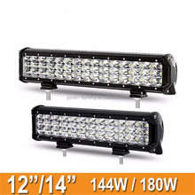 23 inch 168W Offroad/Auto LED Driving Light Bar IP68 9-32V 168W Car LED Working Lights 23 inch