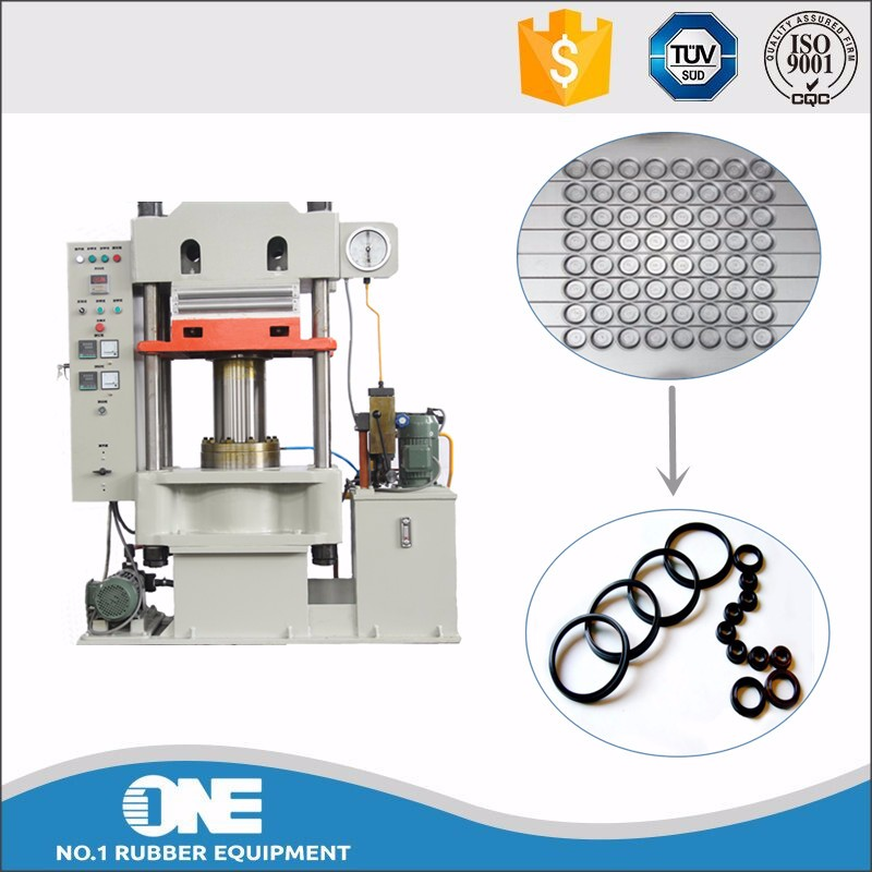 Rubber hand bands making machine /vulcanized rubber mold machine