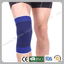 High quality knitting nylon elastic knee support