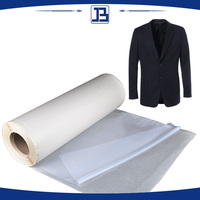 Jiabao China Hot melt adhesive film for lady underwear textile fabric