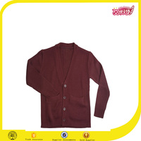 New design boutique mens v neck sweater wholesale model of school uniform