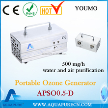 Best selling health care product 2016 water ozonizer for water treatment with build-in air pump