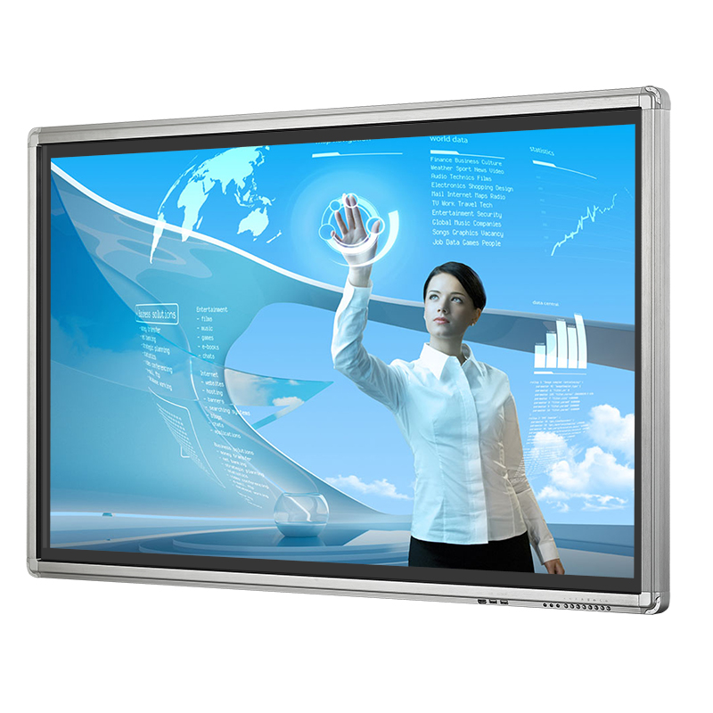 55 Inch Infrared touch computer one machine for Early childhood teaching