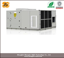 SHENGLIN Shanghai well designed GT-WKR-110 Customized HVAC system 5 ton package unit air conditioner