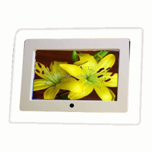 7 inch Digital Photo Frame Picture Calendar Clock Movie Player Frame