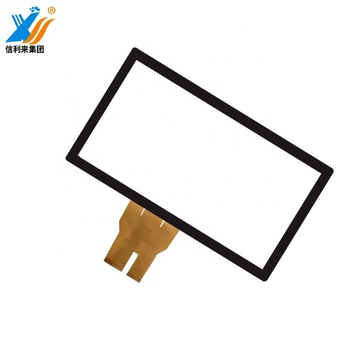 "Factory Customizable 27"" Projected Capacitive Touch Screen for LCD / Advertising Display"