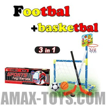 SF-196K-Football Basketball Toy