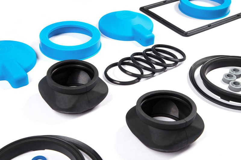 AFLAS Rubber o ring seals