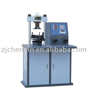 Digital Display Hydraulic Compression Testing Machine UTM, pressure testing machine