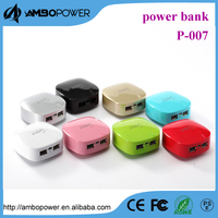 6000mah polymer battery power back charge mobile phone