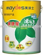 Active Oxygen Antiseptic Interior Wall Paint
