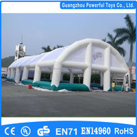 customized inflatable quare tent for party\/wedding\/paintball games\/camping and different events