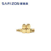 Factory supply wholesales brass compression fittings for pipe system