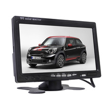 Cheap 7 inch lcd car rearview reverse monitor