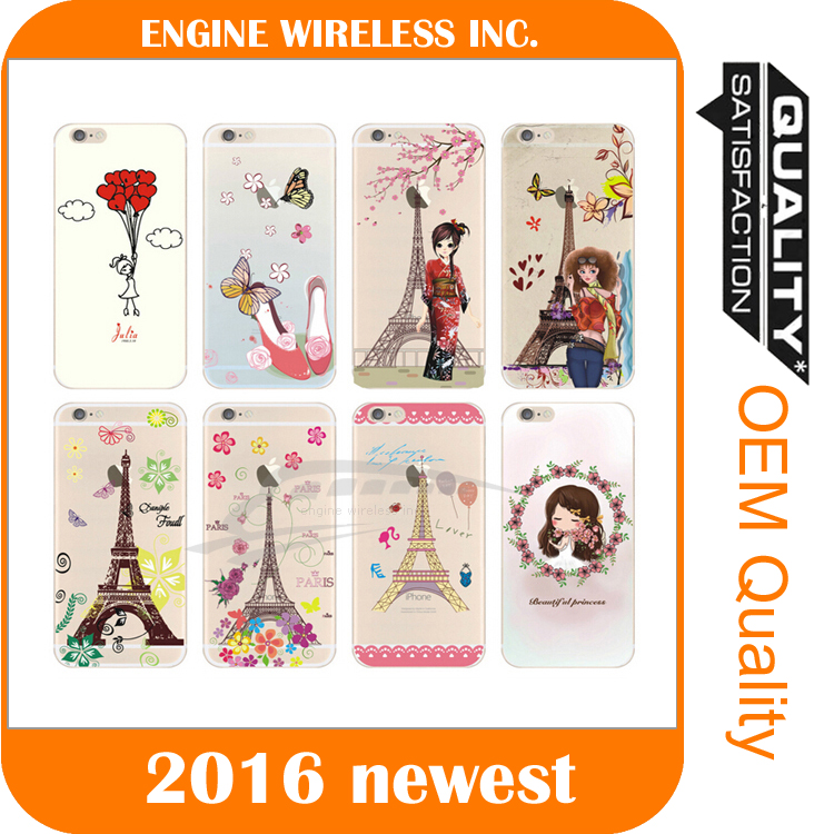 Printing Soft Gel Case Cover Skin cell phone case for iphone 5 case