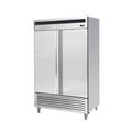 1300L Shop Beverage Side By Side Display Freezer Fridge