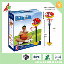 Top quality indoor cheap children PE vertical basketball board size