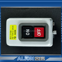 waterproof on off push button switch, snap button, manual reset pressure button switch