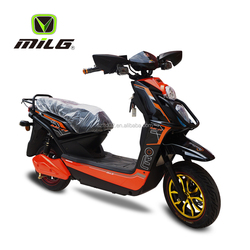 Electric sport motorcycle with high speed and long distance