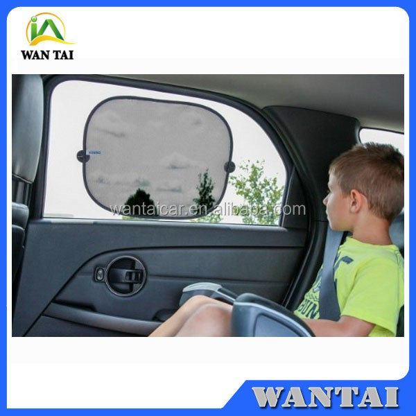 Rear Car Sun Shade - Premium Baby Car Window Shade protecting your child from sunlight and glare