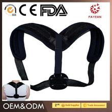 High quality breathable neoprene back support back posture brace durable posture corrector