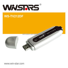 usb 2.0 DVB-T HDTV digital TV tuner card, Portable TV stick with easy plug and play function