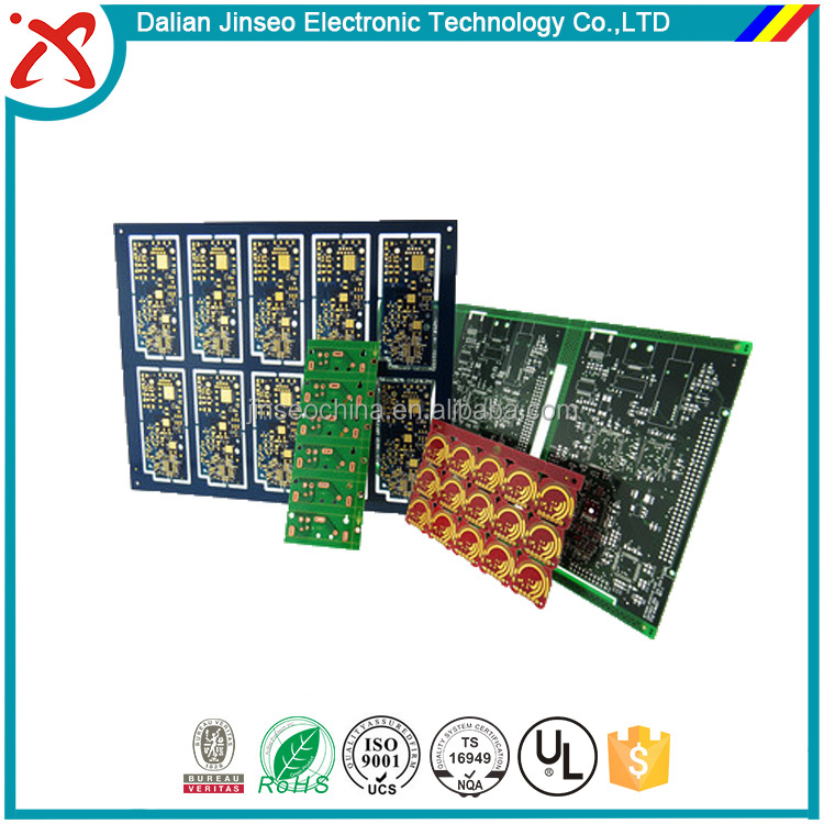 Single sided smartphone pcb design from pcb manufacturer in China