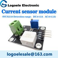 WCS2210 current detecting sensor AC detecting DC detecting module